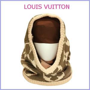 ルイヴィトン LOUIS VUITTON スヌード グランフロア M74468|model