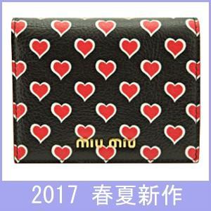 ミュウミュウ miumiu 財布 新作 2017 レディース...