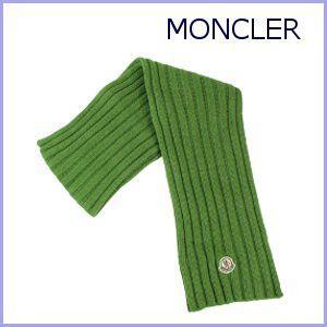 モンクレール MONCLER マフラー|model