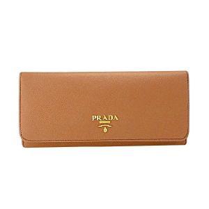 プラダ 財布/ 長財布  FARD キャメル 品番: 1M1132 |model