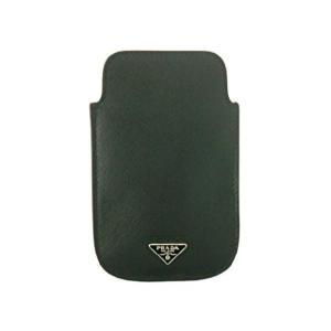 プラダiphoneケース 新作 サフィアーノ  黒・ブラック 2ARD62|model