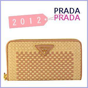 プラダ PRADA 財布 サイフ さいふ 長財布 ピンク 新作 財布 PRADA 財布 1M0506|model