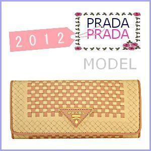 プラダ PRADA 財布 サイフ さいふ 長財布 ピンク 新作 財布 PRADA 財布 1M1132|model
