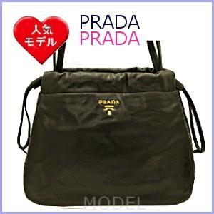 プラダ PRADA バッグ ショルダーバッグ 黒/ブラック BR4866 アウトレット|model