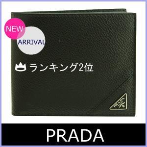 fb16cdac612c プラダ PRADA 財布 メンズ 財布 二つ折り 黒/ブラック アウトレット 2MO738