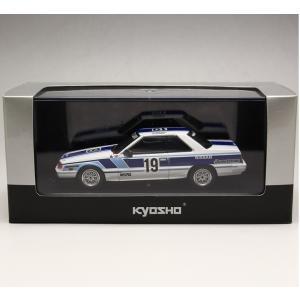 1/43 京商 ミニカー スカイライン SKYLINE RS TURBO no.19|modelcarshop-ss43