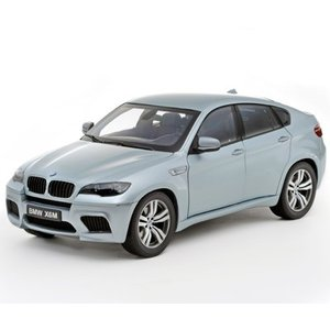 1/18 20%OFF  京商 ミニカー  BMW X6M (E71M) 2009 Silver Stone II|modelcarshop-ss43