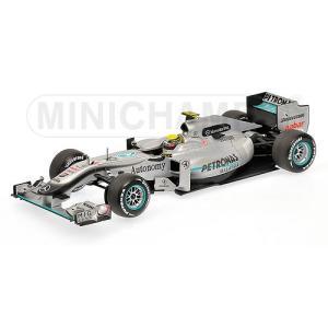 1/18 25%OFF ミニチャンプス ミニカー メルセデスグランプリ F1 チーム MGP W01 Mercedes GP F1 Team MGP W01 N.Rosberg 2010|modelcarshop-ss43