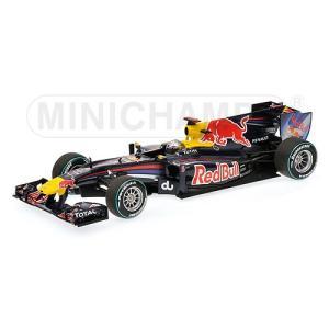 1/18 ミニチャンプス ミニカー レッドブルレーシング ルノー RB6 #5 RED BULL RACING RENAULT RB6 #5 ABU DHABI GP 2010 WORLD CHAMPION