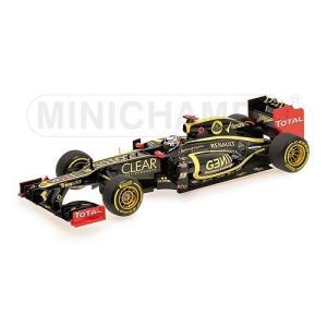 MINICHMPS 1/18 (110 120009) LOTUS F1 TEAM LOTUS RENAULT E20 #9 2012 modelcarshop-ss43