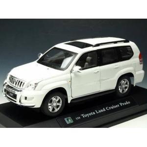1/24 ホンウェル ミニカー トヨタ ランドクルーザー プラド (カララマ)Toyota Land Cruiser Prado【Cararama】 modelcarshop-ss43
