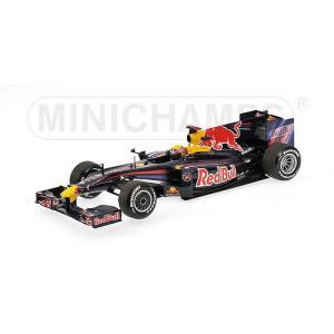 1/18 ミニチャンプス ミニカー レッドブルレーシング ルノー RB5 #14 RED BULL RACING RENAULT RB5 #14 2009