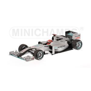 1/18 25%OFF ミニチャンプス ミニカー メルセデスグランプリ ショーカー2010 MERCEDES GP PETRONAS #3 SHOWCAR 2010|modelcarshop-ss43