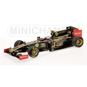 1/18 25%OFF ミニチャンプス ミニカー ロータスルノーグランプリ ショーカー2011 LOTUS RENAULT GP SHOWCAR 2011 #10|modelcarshop-ss43