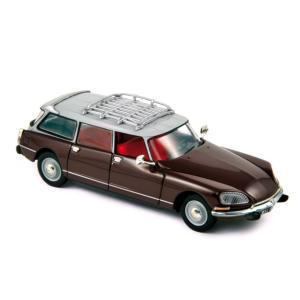 NOREV 1/43 (155057) CITROEN ID 19 BREAK 1968 DARK RED modelcarshop-ss43