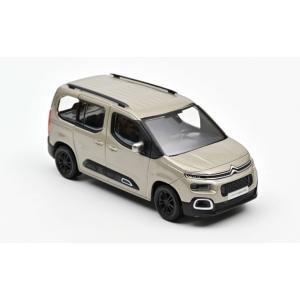 NOREV 1/43 (155762) CITROEN BERLINGO 2020 - SAND modelcarshop-ss43