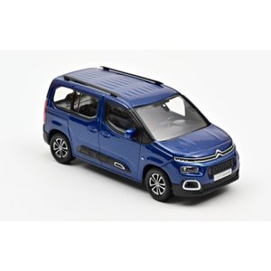 NOREV 1/43 (155763) CITROEN BERLINGO 2020 - DARK BLUE modelcarshop-ss43