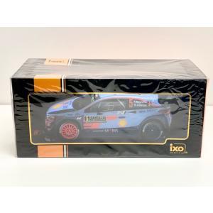 ixo models 1/18 (18RMC030B) Hyundai i20 WRC 2018年 Rallye Monte Carlo #5 T.Neuville/N.Gilsoul modelcarshop-ss43