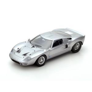1/18 スパーク ミニカー フォード Ford GT40 1966|modelcarshop-ss43