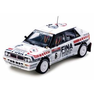 1/18 サンスター ミニカー ランチア デルタ HF インテグラ―レ 16V ツールドコルス 1990LANCIA DELTA HF INTEGRALE 16V 1990 Tour De Corse|modelcarshop-ss43
