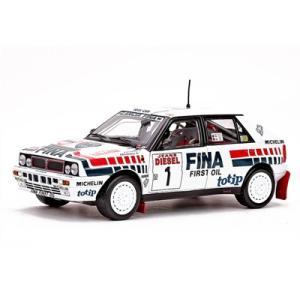 1/18 サンスター ミニカー ランチア デルタ HF インテグラ―レ 16V ラリーサンレモ1991 LANCIA DELTA HF INTEGRALE 16V Winner 1991 Rallye Sanremo|modelcarshop-ss43