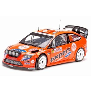 1/18 25%OFF フォード フォーカス RS WRC #14 FORD FOCUS RS WRC #14|modelcarshop-ss43