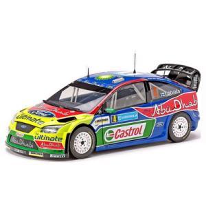 1/18 フォード フォーカス RS FORD FOCUS RS WRC07 #4|modelcarshop-ss43