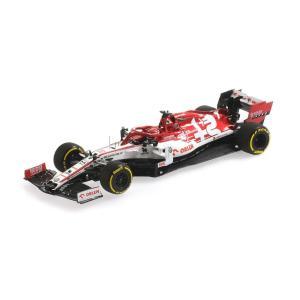 MINICHAMPS 1/43 (417200207) Alfa Romeo Racing F1 C39 Styrian Gp 2020 #7 Raikkonen modelcarshop-ss43