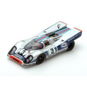 1/43 スパーク ミニカー ポルシェ Porsche 917 No.3, Winner Sebring 12H 1971|modelcarshop-ss43
