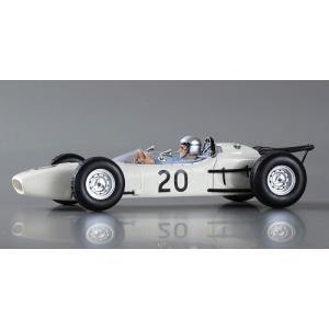 1/43 EBBRO ミニカー ホンダ HONDA RA271 1964 GERMAN GP No. 20|modelcarshop-ss43