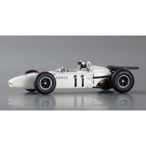 1/43 EBBRO ミニカー ホンダ HONDA RA272 1965 MEXICO GP No. 11|modelcarshop-ss43