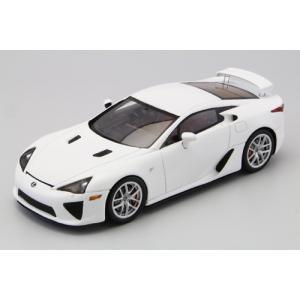 EBBRO 1/43 (44514) レクサス LFA(ホワイト)|modelcarshop-ss43