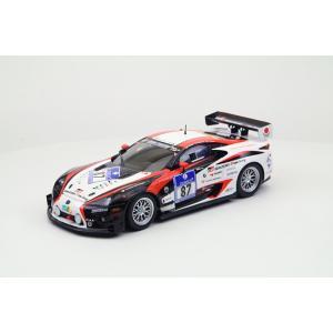 1/43 EBBRO ミニカー  LEXUS LFA Nurburgring 24 Hour Race 2011 #87|modelcarshop-ss43