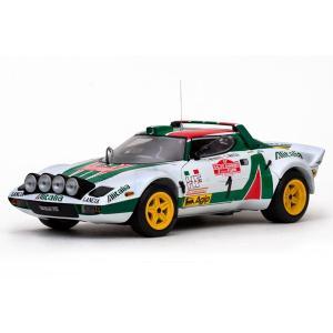 1/18 サンスター ミニカー ランチア ストラトス HF ラリーサンレモ 1976 Lancia Stratos HF - #1 (2nd Rallye Sanremo 1976)|modelcarshop-ss43