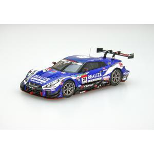 1/43 (45717) REALIZE Corporation ADVAN GT-R SUPER GT GT500 2019 No.24|modelcarshop-ss43