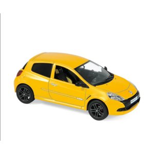 NOREV 1/43 (517589) RENAULT CLIO R.S. 2009 - SIRIUS YELLOW modelcarshop-ss43
