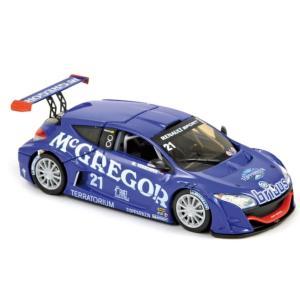 NOREV 1/43 (517711) RENAULT MEGANE TROPHY WINNER WORLD SERIES 2009 M. VERSCHUUR modelcarshop-ss43