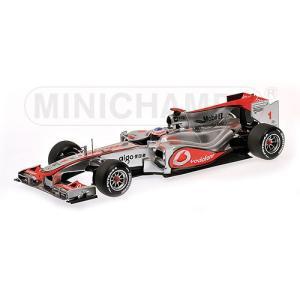 1/18 25%OFFミニチャンプス ミニカー ボーダフォン マクラーレンメルセデス MP4-25 Vodafone McLaren Mercedes MP4-25 J.Buton 2010|modelcarshop-ss43
