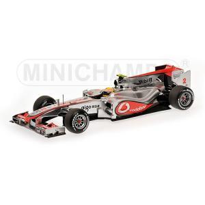 1/18 25%OFF ミニチャンプス ミニカー ボーダフォン マクラーレンメルセデス MP4-25 Vodafone McLaren Mercedes MP4-25 L.Hamilton 2010|modelcarshop-ss43