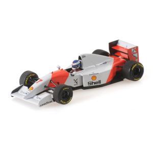 MINI CHAMPS 1/43 (530 934317) MCLAREN FORD MP4/8 #7 JAPANESE GP 1993 MIKA HAKKINEN modelcarshop-ss43