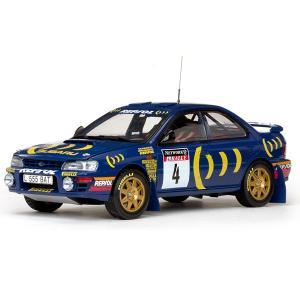 1/18 サンスター ミニカー スバル インプレッサ 555 94 RACラリー 優勝 #4  Subaru Impreza 555 - #4 C.McRae / D.Ringer|modelcarshop-ss43