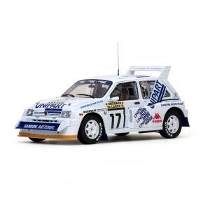 Sun Star 1/18 (5535) MG Metro 6R4 #17 1000 Lskes Rally 1986 H.Toivonen / C.Wrede|modelcarshop-ss43