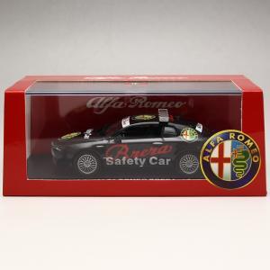 1/43 M4 ミニカー アルファロメオ ALFAROMEO BRERA SAFETY CAR|modelcarshop-ss43