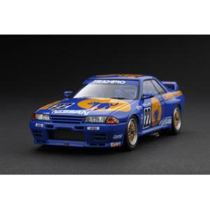 1/43 エイチピーアイ レーシング ミニカー Piumini TRAMPIO SKYLINE (#22) 1990 JTC|modelcarshop-ss43