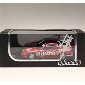 1/43 エイチピーアイ レーシング ミニカー ALTIA FALKEN GT-R (#12) 1992 N1|modelcarshop-ss43