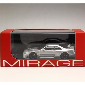 1/43 エイチピーアイ レーシング ミラージュ ミニカー NISMO GT-R LM Road Car|modelcarshop-ss43