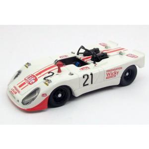 1/43 BEST Models ベストモデル ミニカー ポルシェ PORSCHE 908 Flunder Monza 197 #21|modelcarshop-ss43