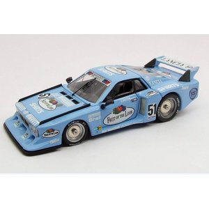 1/43 BEST Models ベストモデル ミニカー ランチア LANCIA BETA DRM 1980 H. Heyer #51 Winner|modelcarshop-ss43