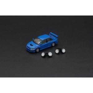 BM Creations Junior  1/64 (BM64B0078) Subaru Impreza WRX 2001(RHD)|modelcarshop-ss43