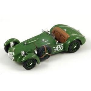 1/43 BiZaRRE ビザール ミニカー ALLARD J2 n°435 Mille Miglia 1951|modelcarshop-ss43